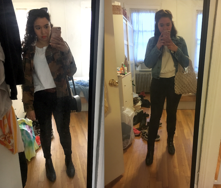 a week-ish of outfits#2