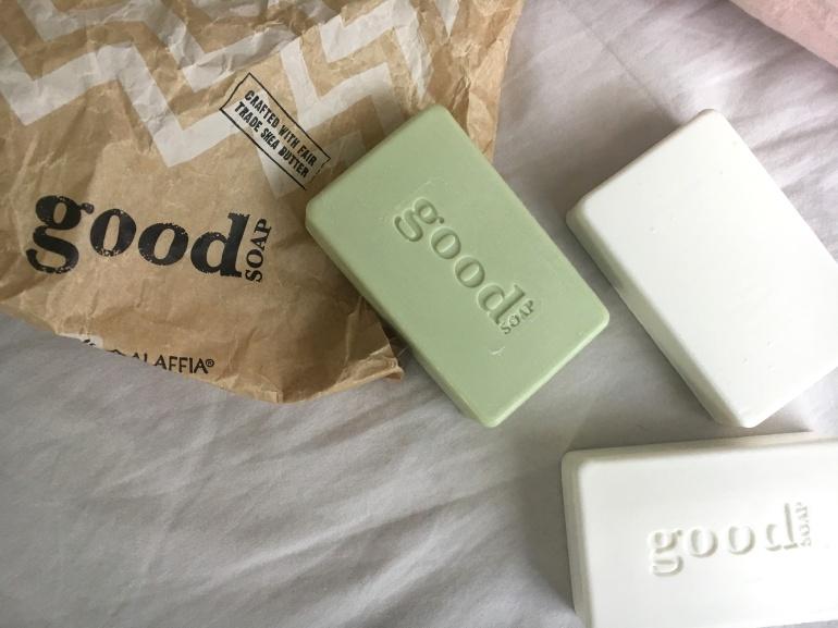 soap flat