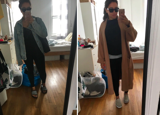 a week-ish of outfits#3
