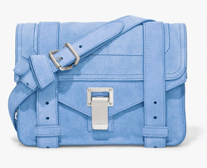 Window Shopping: Everything Light Blue