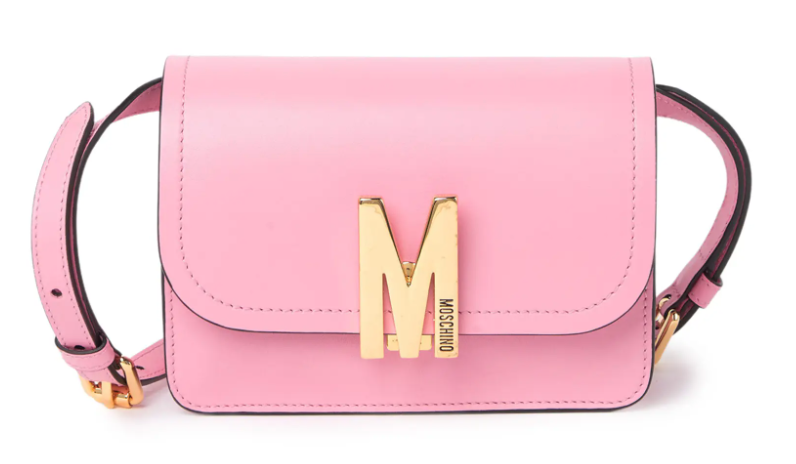 Moschino pink bag